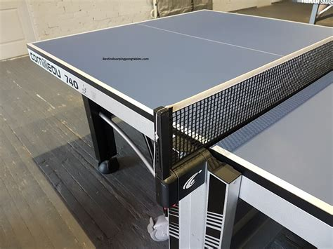 ping pong table surface cornilleau 740 indoor ping pong table