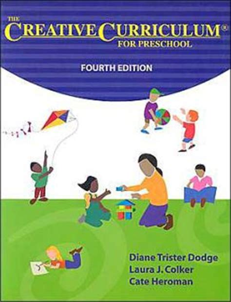 creative curriculum for preschool edition 4 by diane 430 | 9781879537439 p0 v1 s260x420
