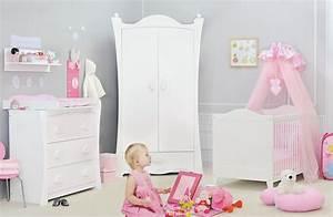 Chambre Bebe Fille Complete : chambre b b compl te f rique pour fille et gar on made in france ~ Teatrodelosmanantiales.com Idées de Décoration