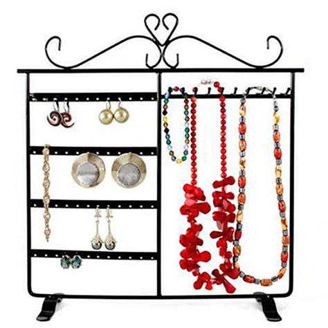 porte bijoux cadre dressing pour boucle d oreille et collier