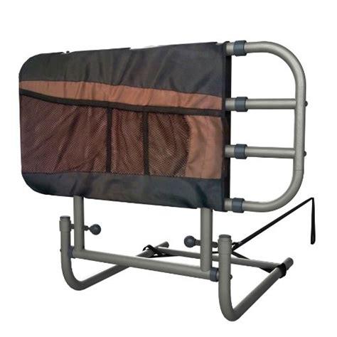 bed guard hospital rail ez adjustable disabled handicap