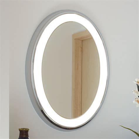 tech lighting tigris oval bath mirror wayfair