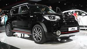 Kia Paris : facelifted kia soul sx bows in paris with 201 hp turbo motor ~ Gottalentnigeria.com Avis de Voitures