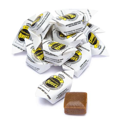 Their hard candy is unique on this list because it's italian. Hopjes Coffee Hard Candy: 9.9LB Box | Candy Warehouse