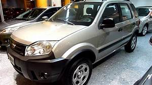 Ford Ecosport Xls 1 6l Nafta Mp3 2011