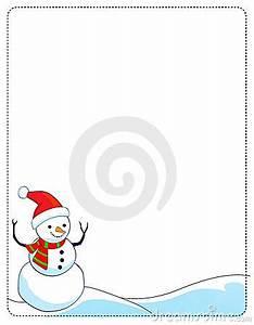 Best Snowman Border Clip Art #22432 - Clipartion.com