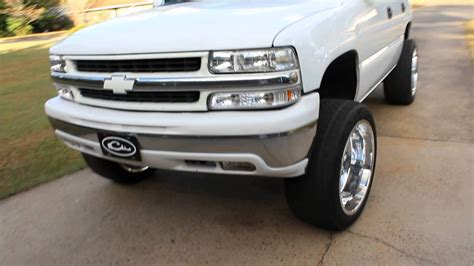 lifted chevrolet tahoe youtube