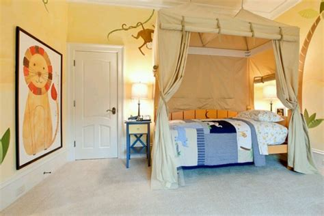 Bed Tent, Canopy, Safari Style