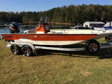 Alumacraft Bay Boat Price by Alumacraft 2072 Bay Boats For Sale