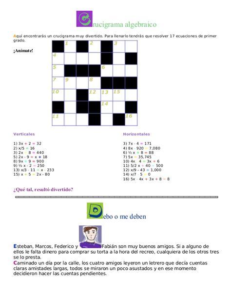 Parte de estos juegos y pasatiempos han aparecido en los cuatro libros de la colección pasatiempos y juegos en clase de matemáticas. juegos de matematicas secundaria