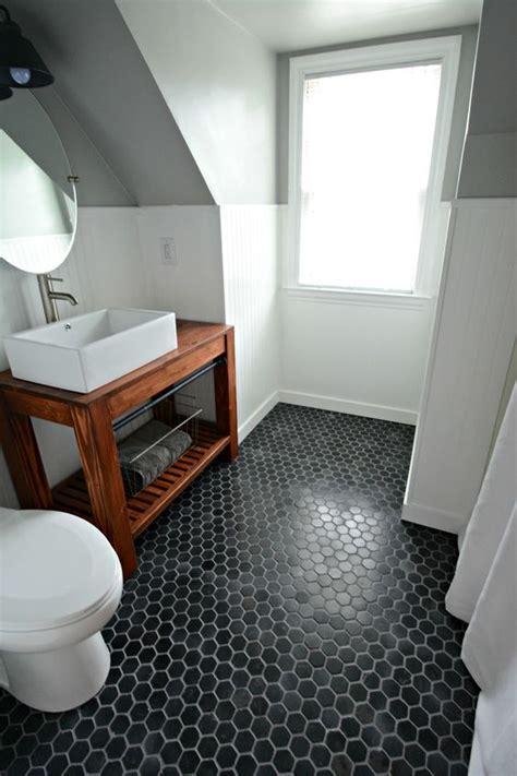 cool bathroom floor tiles ideas    digsdigs
