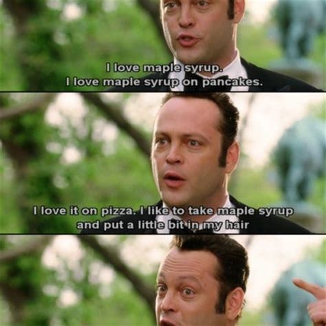 Vince Vaughn Meme - young bowler hat guy plays with his best friend mr steak