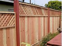 privacy fence panels Instructions on How to Install Privacy Fence Panels ...