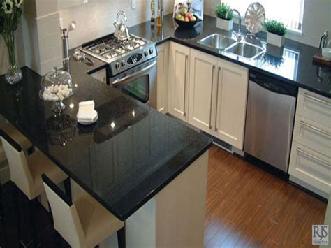 black kitchen design ideas black pearl granite countertop kitchen design ideas