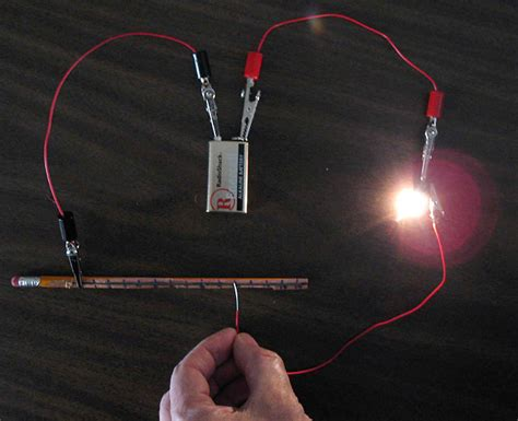 Turn Your Pencil Into Dimmer Switch