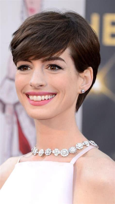 inspiring short haircuts   face shape pomysl