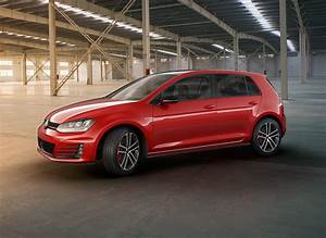 2017 Volkswagen Golf GTI available exterior colors