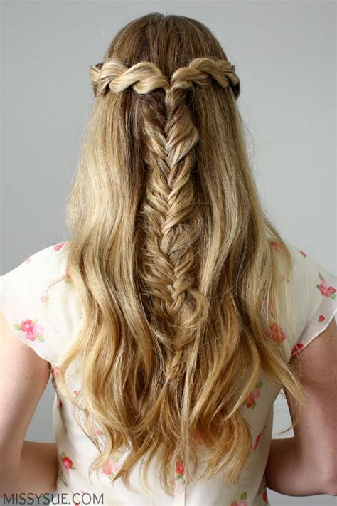 simple hair style 3 back to school hairstyles hair tutorials 6822