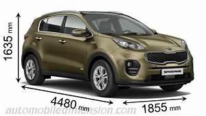 Kia Soul Coffre : dimensions des voitures kia longueur x largeur x hauteur ~ Maxctalentgroup.com Avis de Voitures