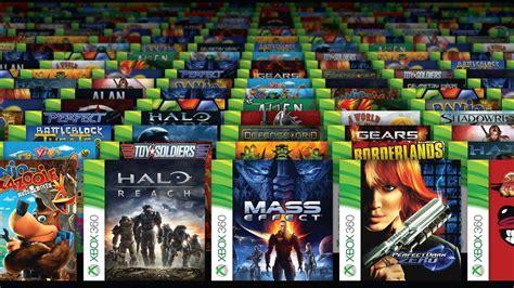 All Xbox One Backward Compatible Games Shacknews