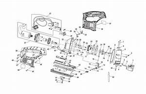 Ridgid R8831 Parts List