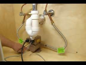 Watts Sink Recirculating by Instant Whole House Water Recirculation System By