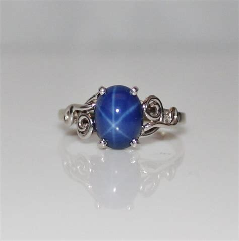 ideas  star sapphire ring  pinterest star