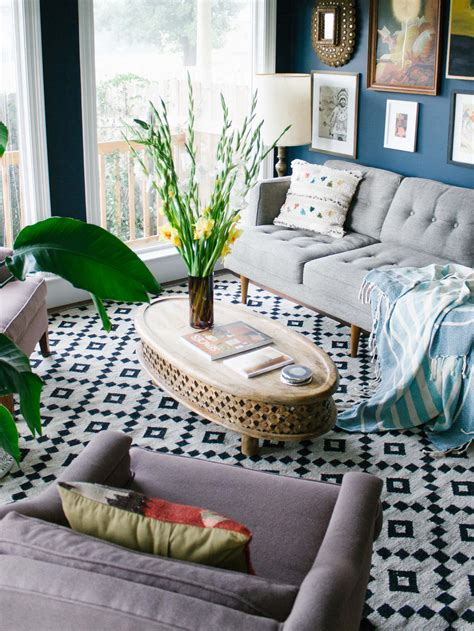 Small Living Room Updates — Old Brand New