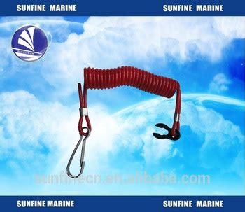 Boat Safety Lanyard Switch by Marine Boat Safety Switch Lanyard For Outboard Engine For