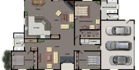 comment dessiner sa maison