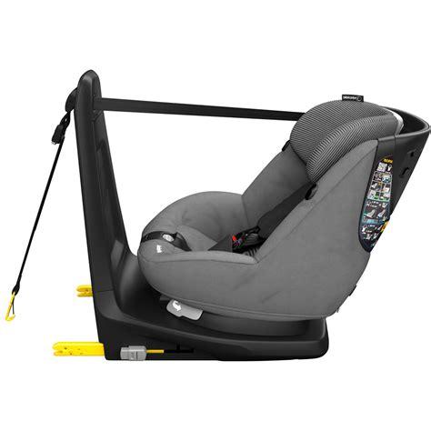 siege auto bébé pivotant siège auto pivotant axissfix i size concrete grey groupe