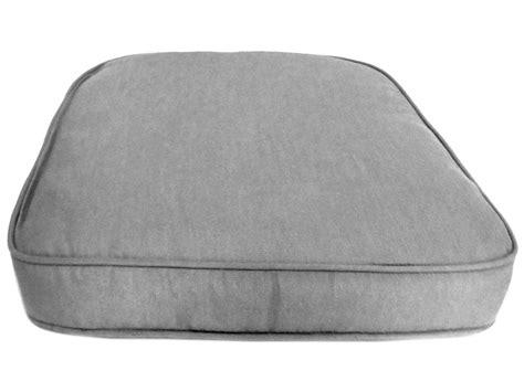 meadowcraft box edge box chair cushion 5103 01