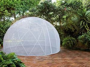 Toile Pour Jardin : toile moustiquaire pour abri garden igloo jardideco ~ Teatrodelosmanantiales.com Idées de Décoration