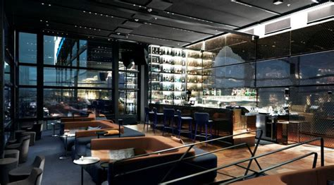 summit bar  snohetta