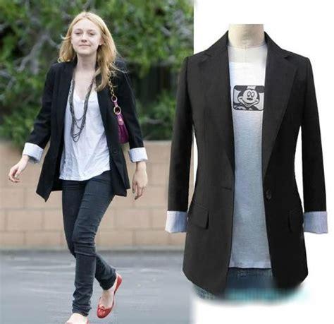 connexion blazer wanita hitam item yang bisa bikin wanita bergaya tanpa buat dompet sengsara