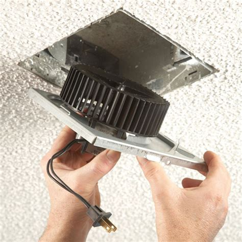 how to install bathroom fan how to install an exhaust fan