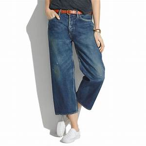 Madewell Chimalau00ae Selvedge Baggy Jeans in Blue | Lyst