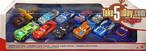 Take Five a Day » Blog Archive » Mattel Disney Pixar CARS ...