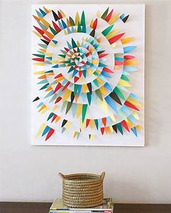 Beautiful diy wall art ideas for your home