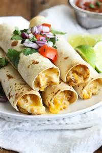 Chicken Taquitos Recipe Cream Cheese