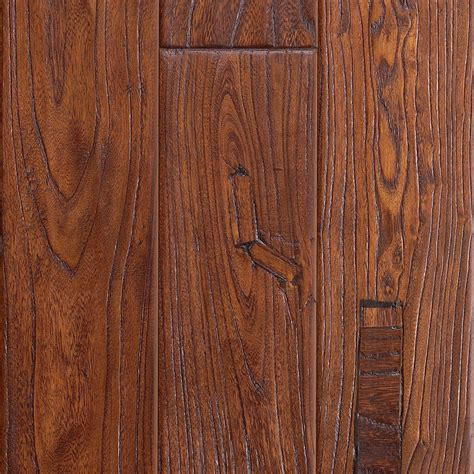 elm hardwood shop mohawk montefino 5 in w prefinished elm engineered hardwood flooring antique elm cherry