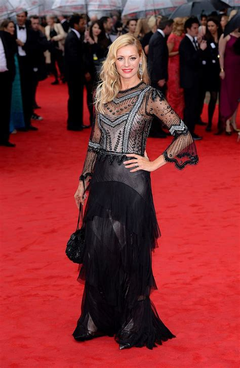 Tess Daly on Vernon Kay, her children and beauty - Mirror ...