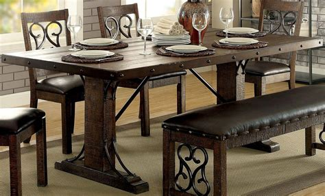 Paulina Rustic Walnut Rectangular Dining Table From. Kitchen Floor Rugs Washable. Industrial Kitchen Ventilation. Kitchen Table Top Decor. On Dining Kitchen Hong Kong