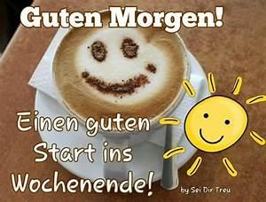 Guten Morgen Bilder Fürs Handy : coole sch nes wochenende bilder f r whatsapp und facebook ~ Frokenaadalensverden.com Haus und Dekorationen