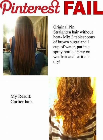 Heat Hair Straight Hairstyles Fail Without Straighten