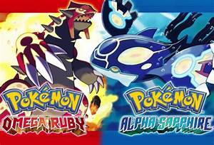 pokemon omega ruby and alpha saphire