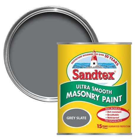 Slate Outdoor Paint   DIY