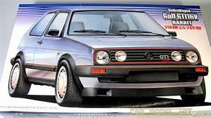 Golf 2 Gti 16v : volkswagen golf ii gti 16v fujimi car model ~ Jslefanu.com Haus und Dekorationen
