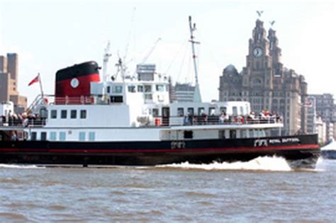 Boat Service Liverpool by Liverpool River Mersey Ferry Included Among World S Top 10