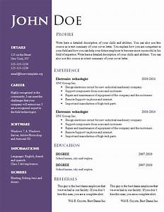 Free creative resume cv template 547 to 553 free cv template dot org for Free creative resume templates word